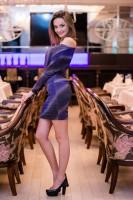 Купить нарядное градиентное платье Киев Украина